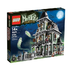 lego haunted house monster fighters enter