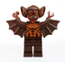brown manbat lego monster fighters minifigure