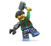 lego monster fighters jack hammer minifigure