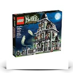 Haunted House 10228 Monster Fighters