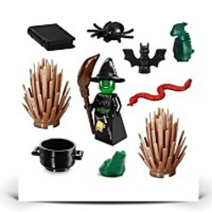 Minifigures Series 2 Witch