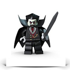 Monster Fighters Lord Vampyre Minifigure