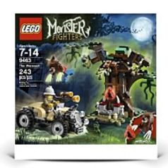 Toy Game Awesome Lego Monster Fighters