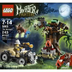 awesome lego monster fighters werewolf minifigures