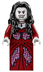 lego vampire bride glow dark head
