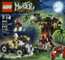 lego monster fighters werewolf
