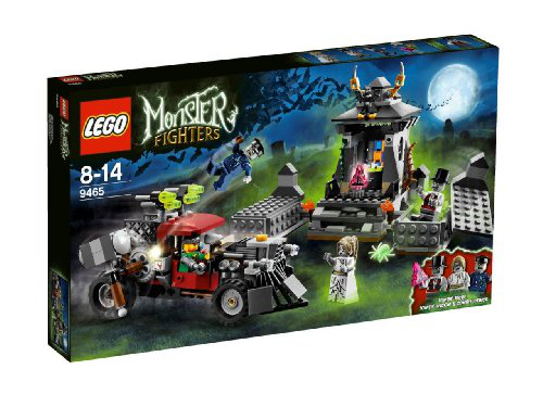 Monster Fighters The Zombies 9465