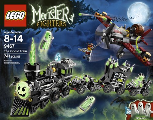 Monster Fighters 9467 The Ghost Train