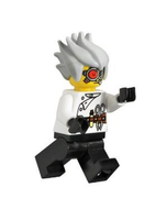 Monster Fighters Crazy Scientist Minifigure