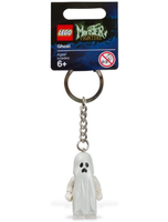 Monster Fighters Ghost Key Chain Glow